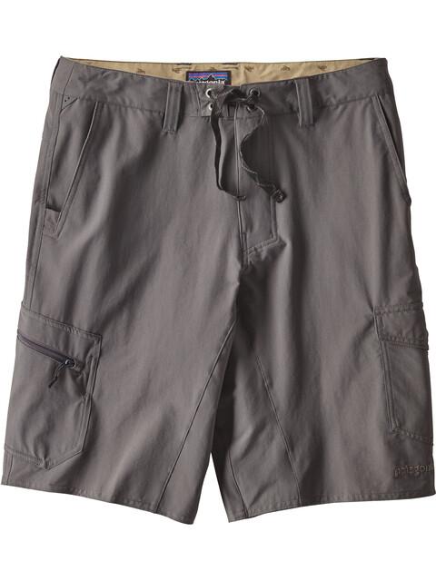 "Patagonia MOC Hybrid Shorts Men 21"" Forge Grey"